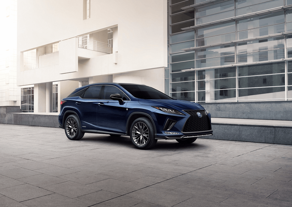 2020 Lexus RX Safety