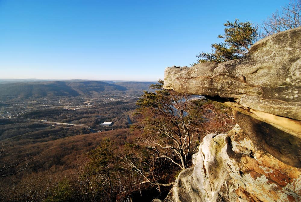 Lookout mountain tennessee