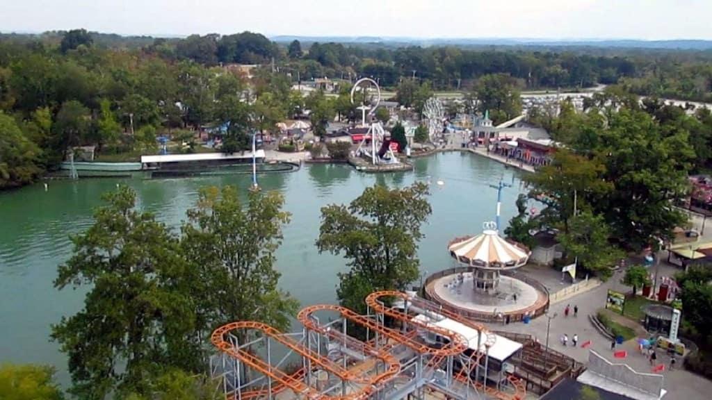 Lake Winnepesaukah Amusement Park