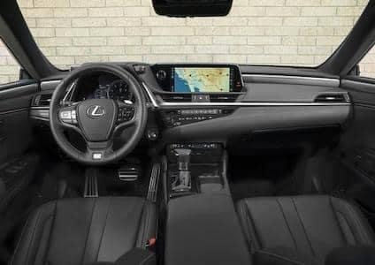 Lexus-ES-350-Interior