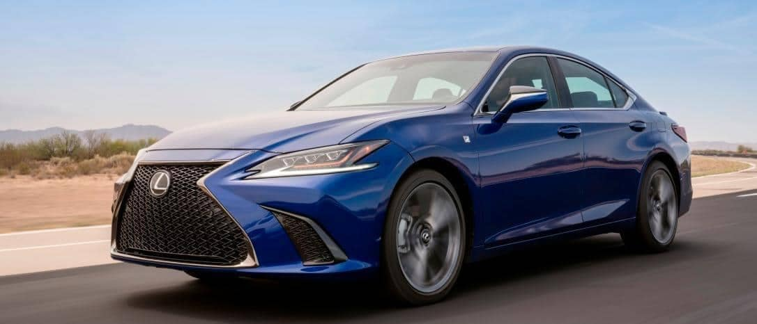 Lexus ES 350 Lease and Finance Offers