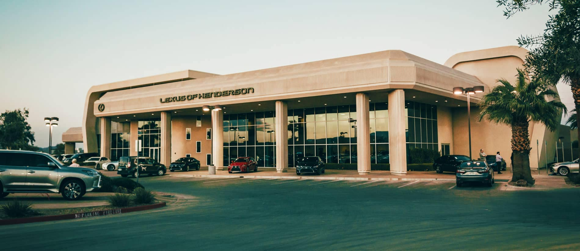 lexus of henderson dealership front