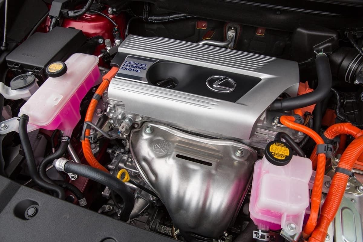 2021 Lexus 300h Engine Hybrid Drive