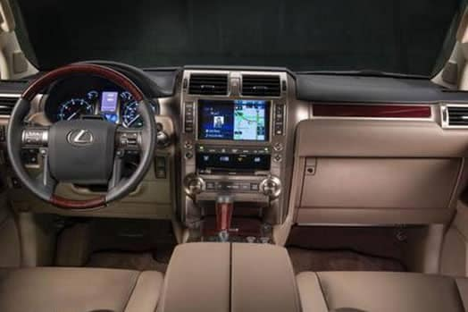 Lexus-GX-460-Interior