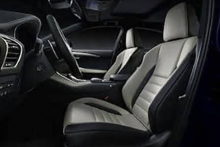 Lexus NX Cabin View