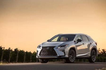 Lexus-RX-350-Exterior