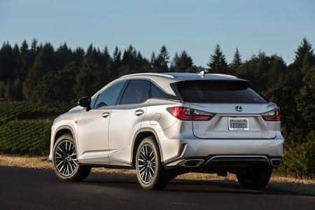 Lexus-RX-350-Rear
