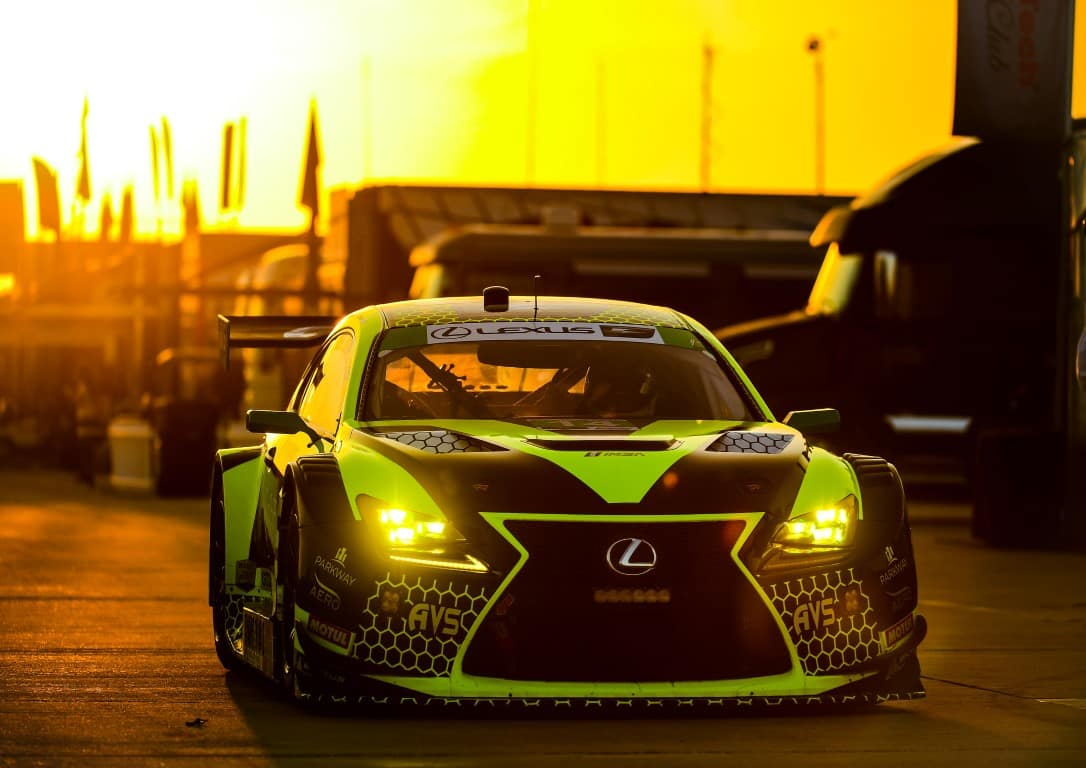 lexus racing roars into the 2020 imsa season lexus of las vegas lexus racing roars into the 2020 imsa