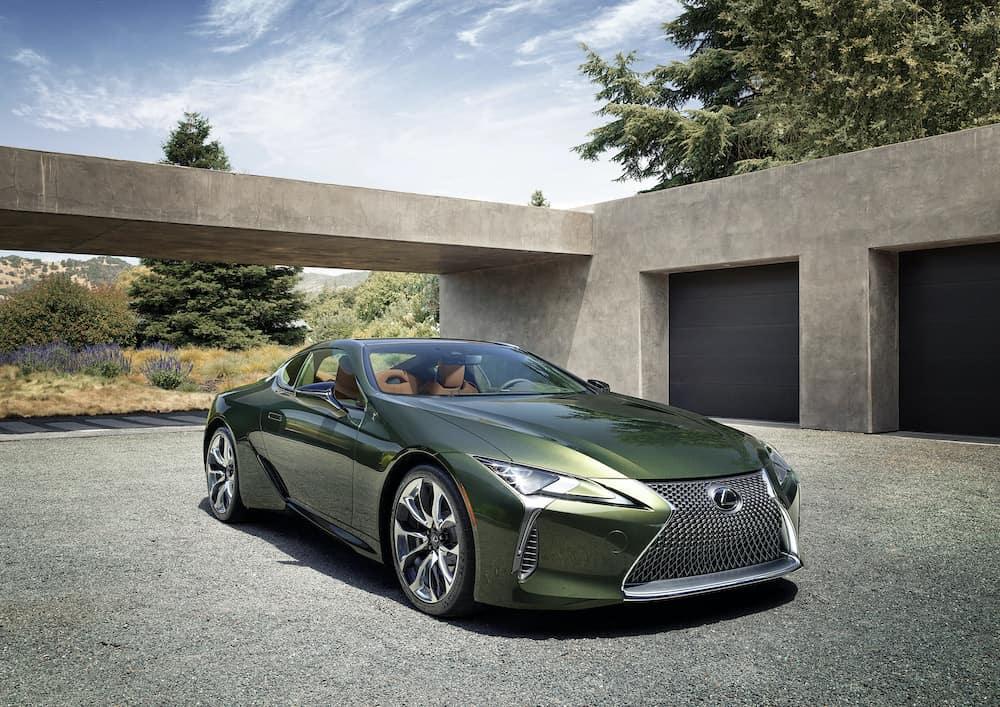 2020 Lexus LC Inspriation Series f34 NR