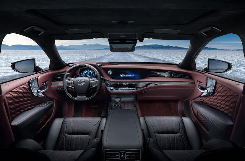 2019 Lexus LS500 Lexus of Las-Vegas