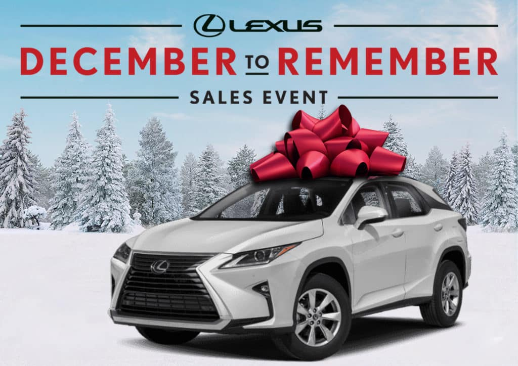 2019 RX 350 December to Remember