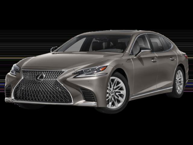New 2020 Lexus LS 500