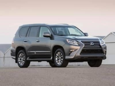 Photo of Lexus GX 460 for lease and finances page