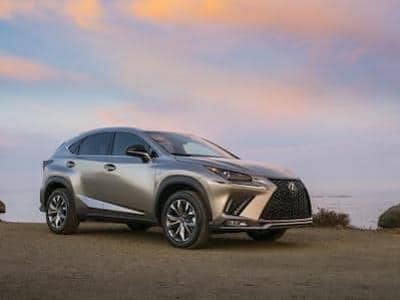 Photo of Lexus NX 300 for lease and finances page