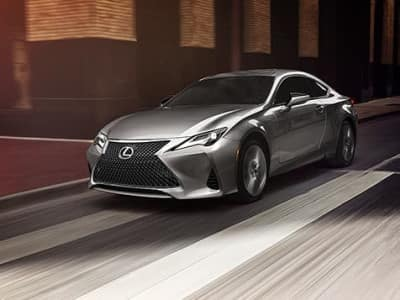 Photo of Lexus RC 300 for lease and finances page