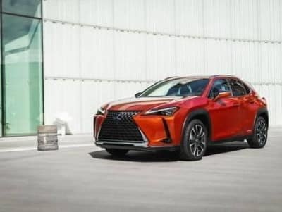 Photo of Lexus UX 200 for lease and finances page