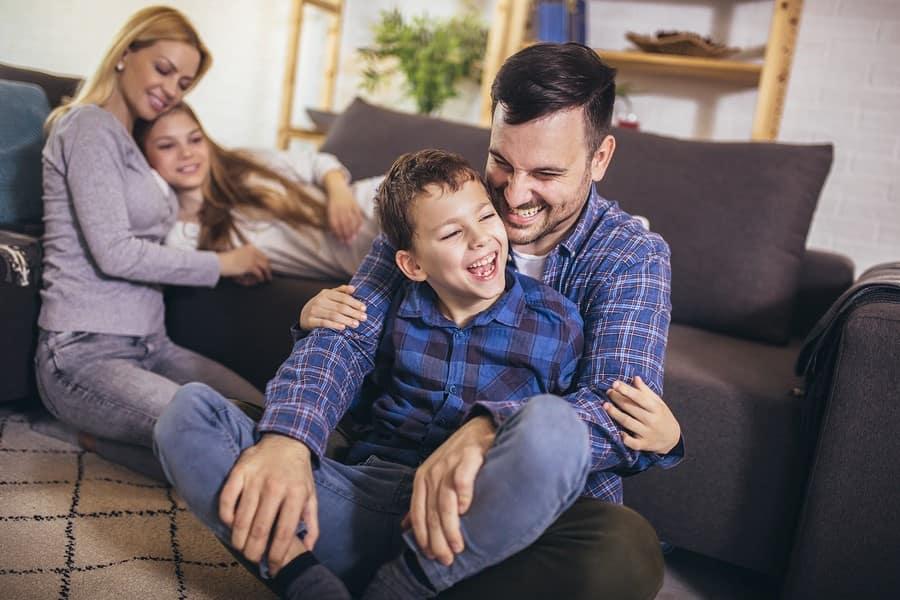 picture of family illustrates lexus of las vegas blog post