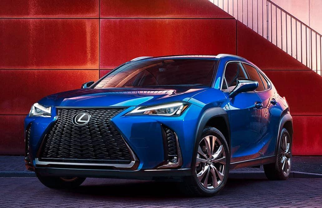 Lexus Suv S On Most Fuel Efficient Luxury Suvs List