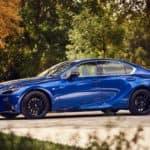 2021 Lexus IS 350 F Sport Driveway
