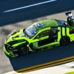Lexus Racing USA Vasser Sullivan RC F GT3 Number 12 at Daytona