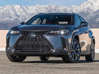 Lexus of Las Vegas 2021 Lexus UX F Sport