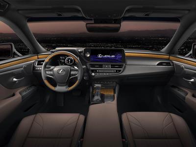 Lexus of Las Vegas ES 350 Interior