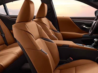 Lexus of Las Vegas ES Interior