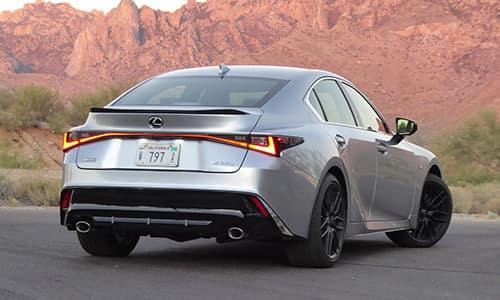 Lexus of Las Vegas brings you the 2021 Lexus IS 300 sport sedan