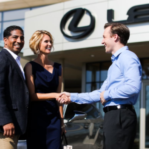 Finance or Lease Your Vehicle With Lexus of Las Vegas