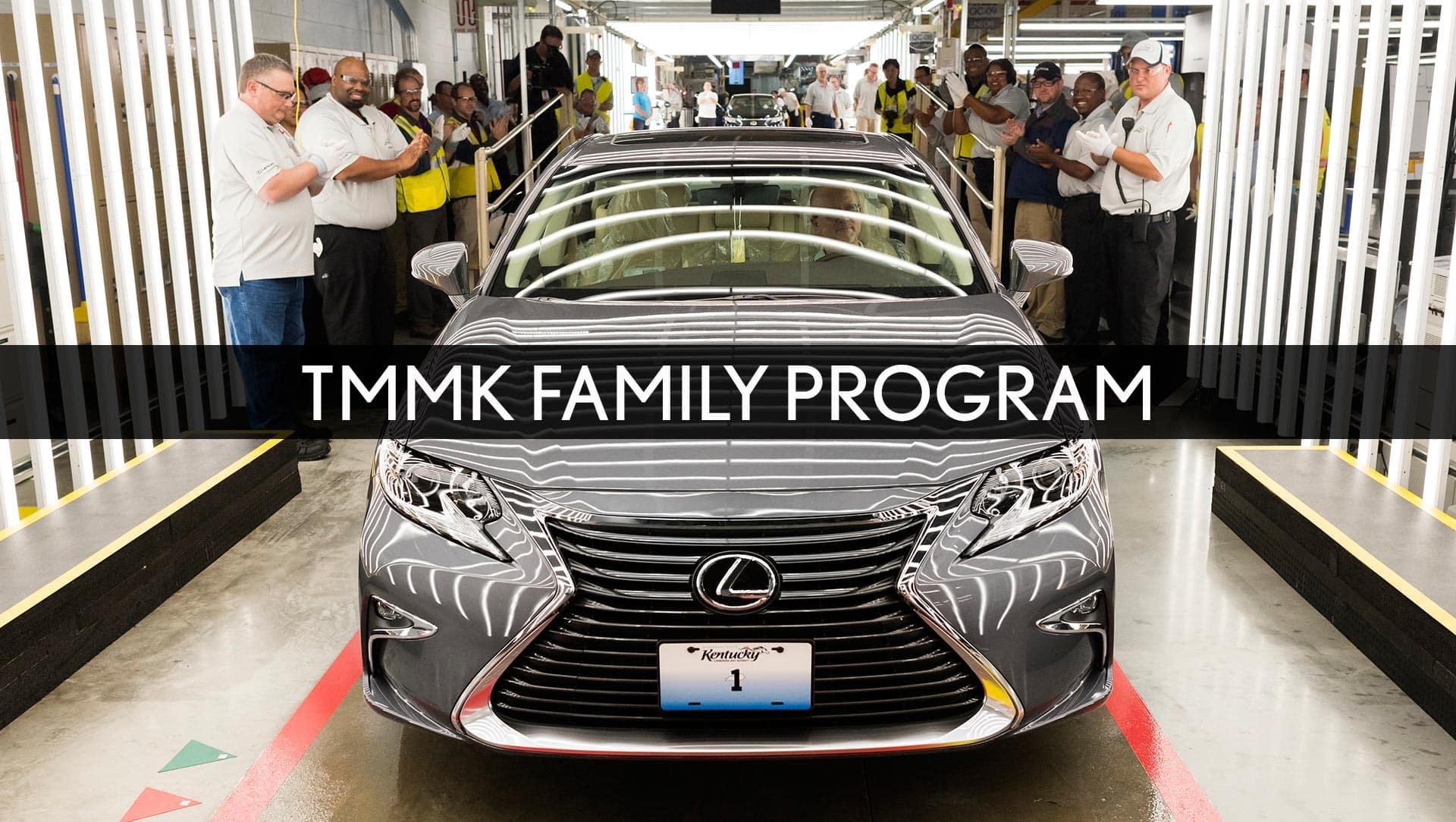 TMMK Family Program Lexington KY