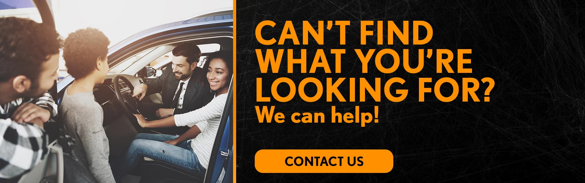 We Can Help You Find Your Car in Mobile, AL
