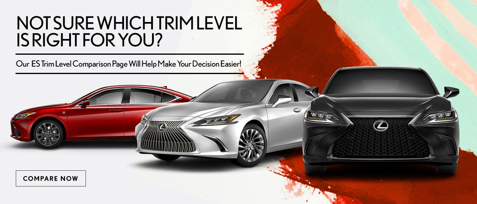 Find Out Which New Lexus ES Is Right For You Now!