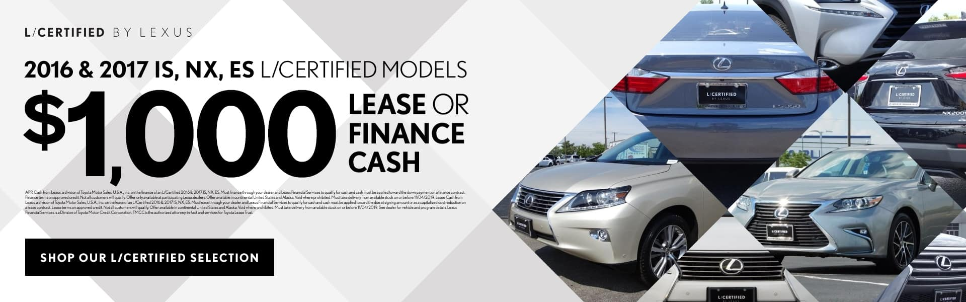 Pre-Owned Vehicle Specials - Save on my next vehicle