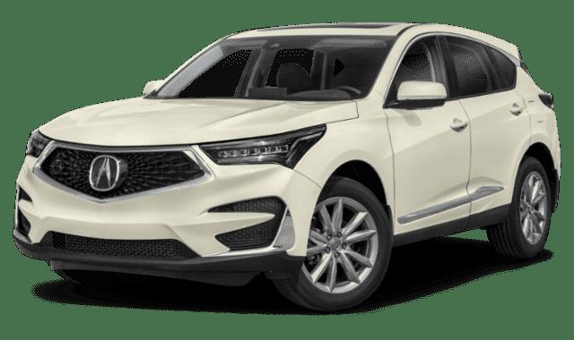 White 2020 Acura RDX thumbnail