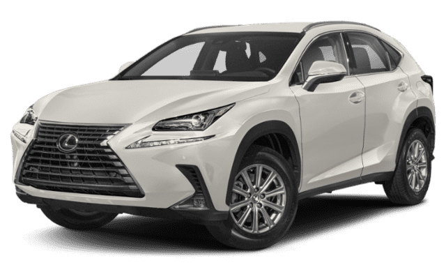 White 2020 Lexus NX Thumbnail