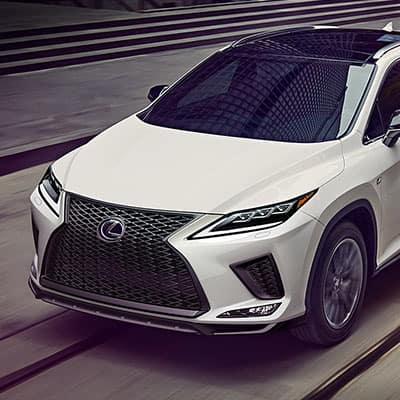 2021 Lexus RXExt