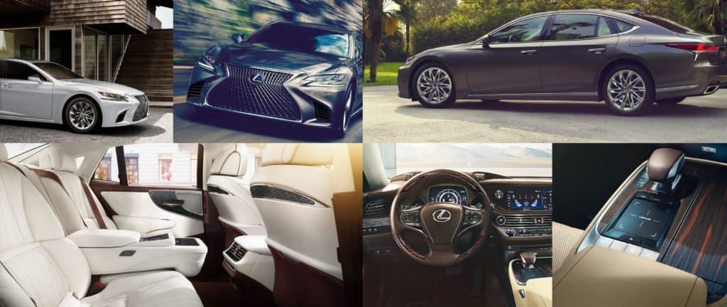 Remaining 2018 Lexus LS 500 Models