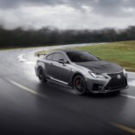 2020 Lexus RCF Track Edition