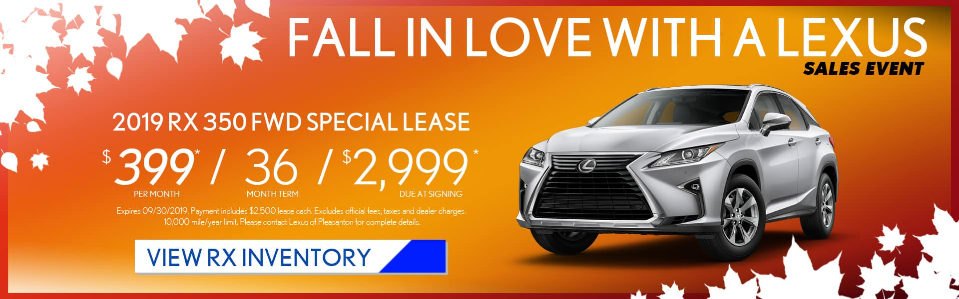 Lexus of Pleasanton | Bay Area Lexus Dealer | Fremont, CA