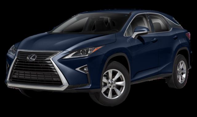 2020 lexus rx 350 blue exterior