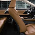 2021 Lexus RX Interior