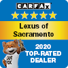 CarFax Square badge