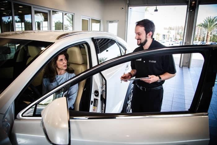 Lexus Of Wesley Chapel >> Auto Service, Oil Change & Car Maintenance near Land O lakes