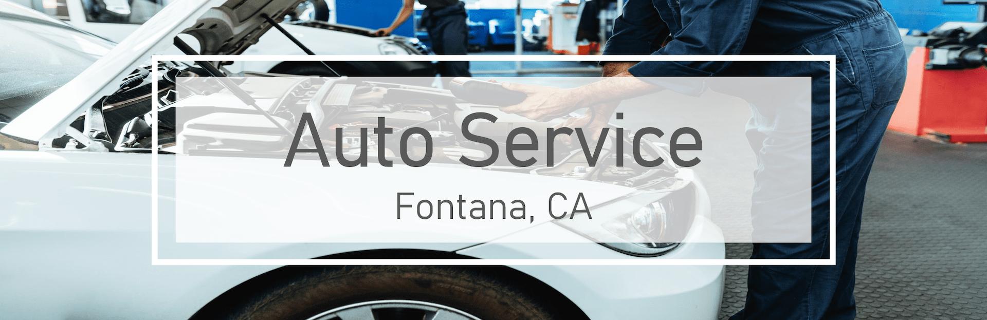 Auto Service Fontana