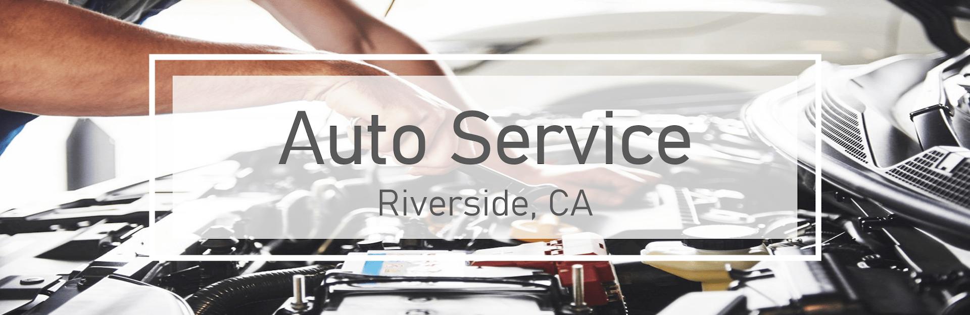 Auto Service Riverside