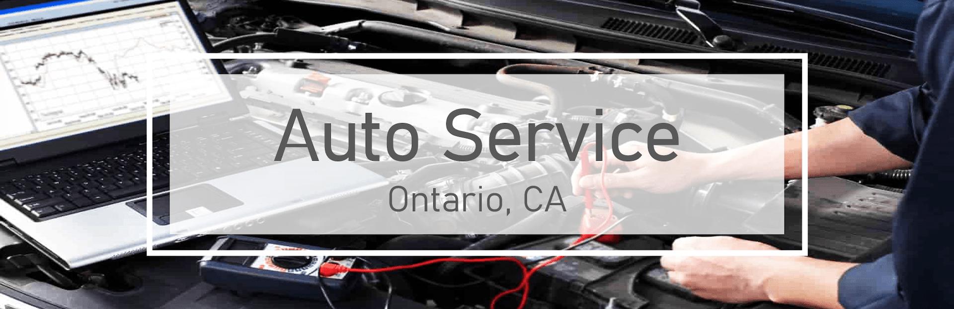 Auto Service Ontario