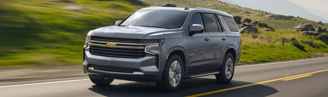 New 2021 Chevy Tahoe