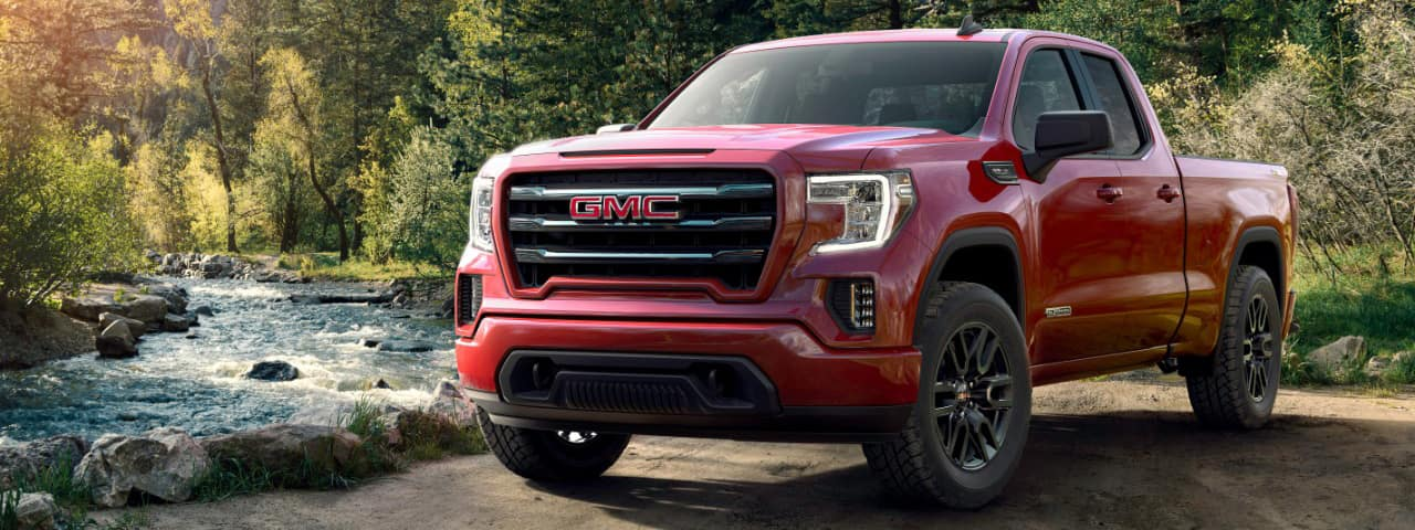 2021 GMC Sierra for sales in Ontario
