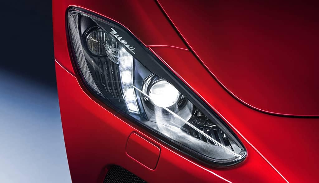 2019-Maserati-GranTurismo-headlight