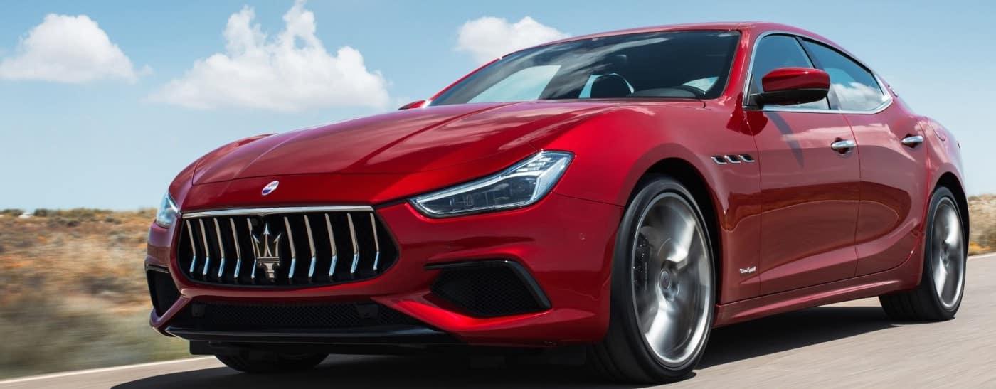 Maserati Ghilbi Profile